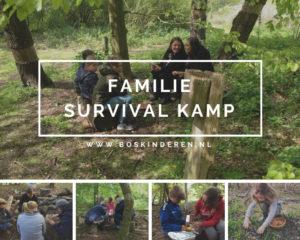 Familie Survival Kamp